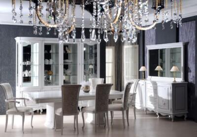 Столовая комната играет важную роль в современном жилье