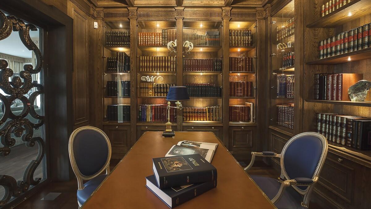 Кабінети та бібліотеки - Фото 4