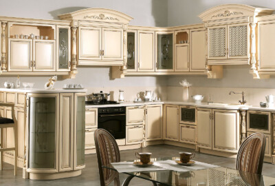 Набор мебели для кухни «Афродита»