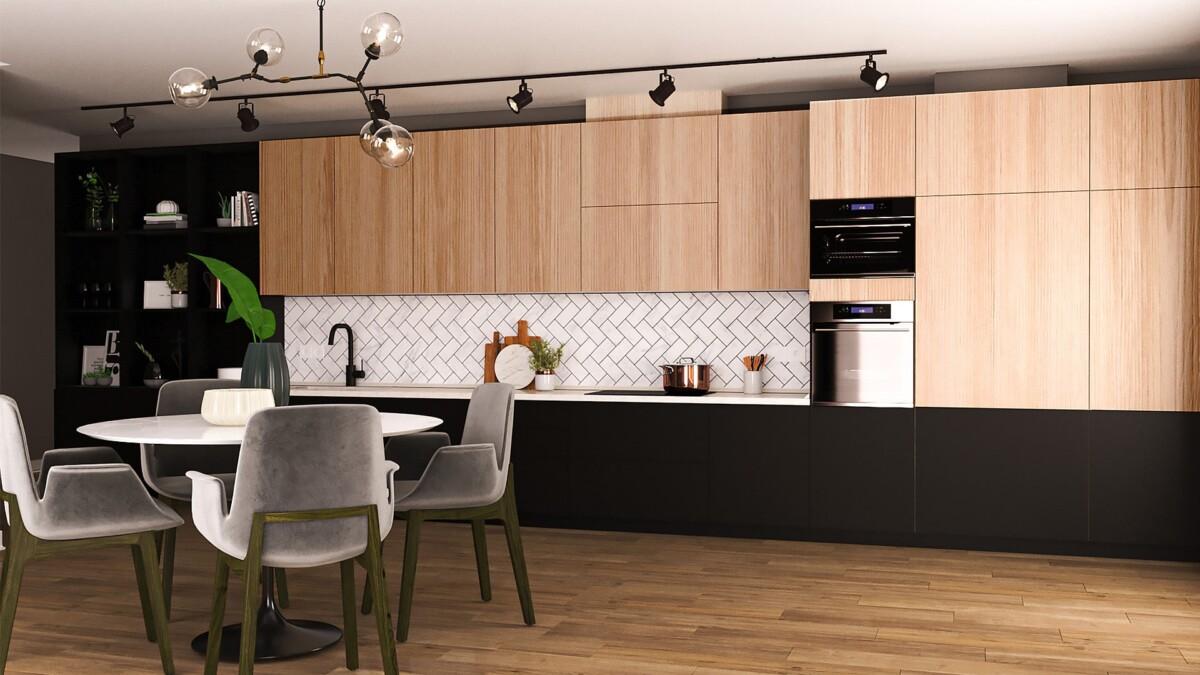 Кухонний гарнітур «Вікторія 1» - Фото 1