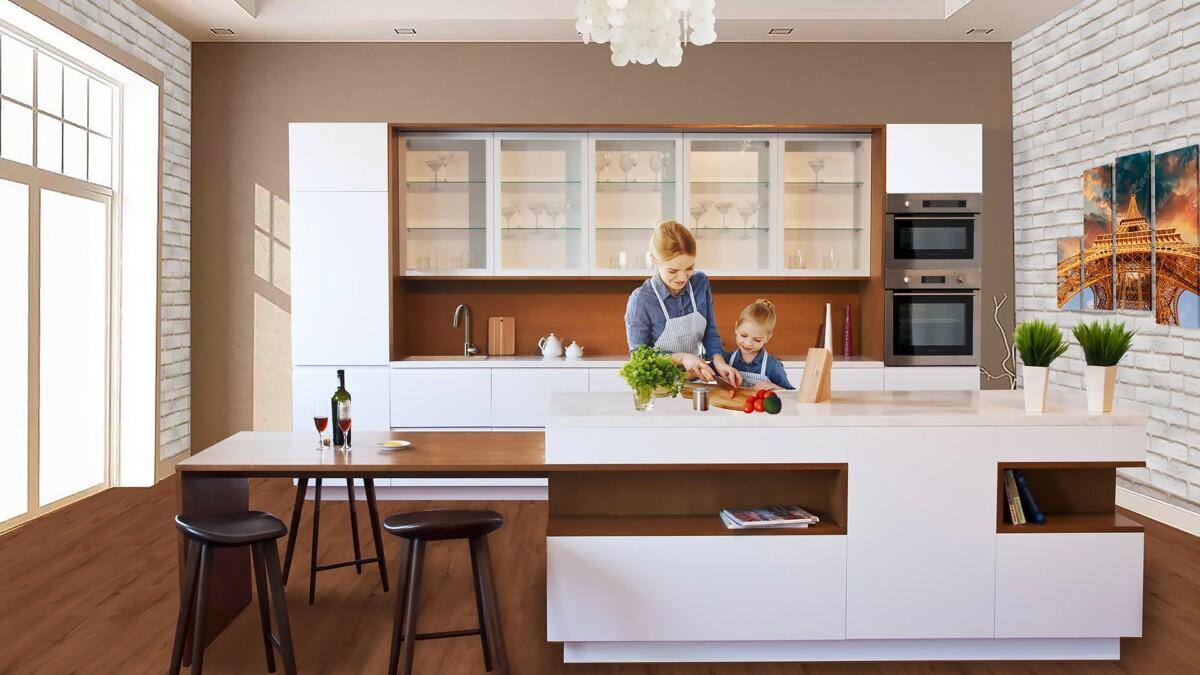 Кухонний гарнітур «Вікторія 2» - Фото 1