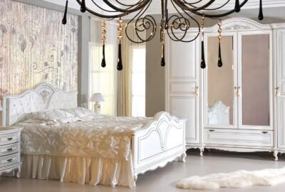 Спальня Олiмпiя